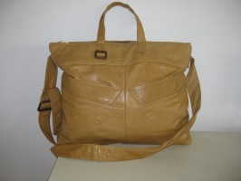 £1.20 Trench Coat to Cool Across Body BETTY Tote Bag