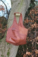 Various One Strap Upcycled Hobos
