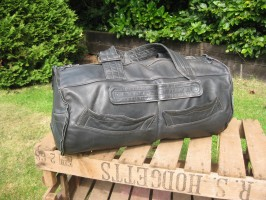 German Trench into Rugged TOM Duffle Holdall