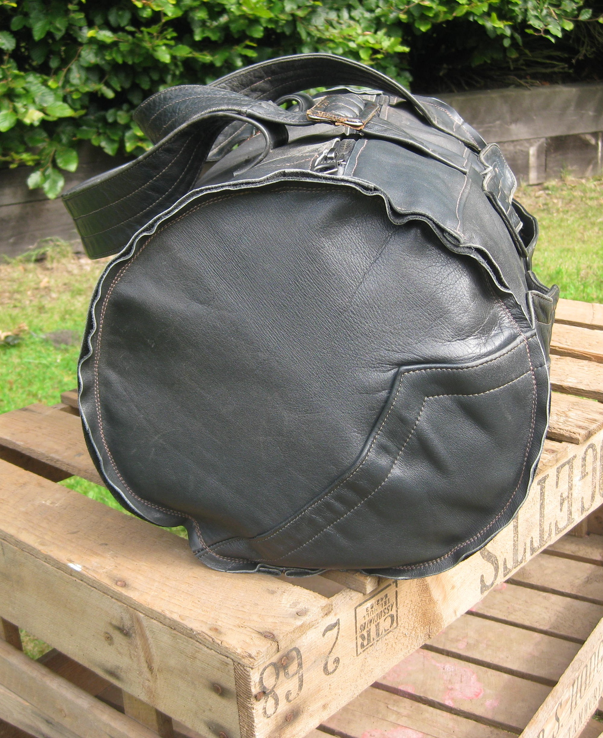German Trench Into Rugged Duffle Holdall Alybond Co Uk