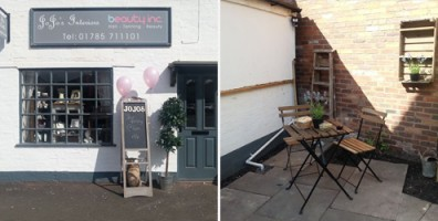 The Little Emporium-JoJos Interiors and BeautyInc Penkridge Now Open