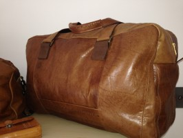 MICHAEL Boxy Roomy Weekend Holdall