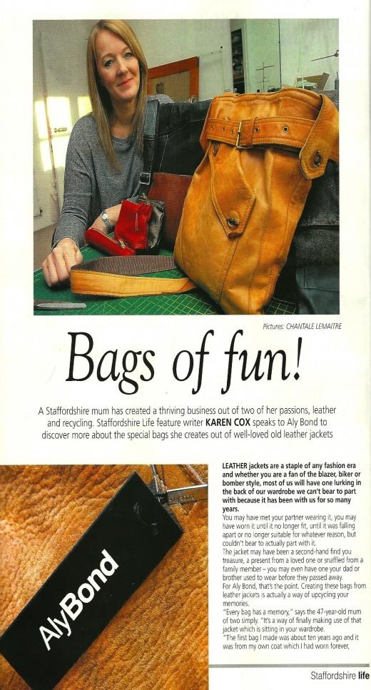 Staffordshire Life Magazine