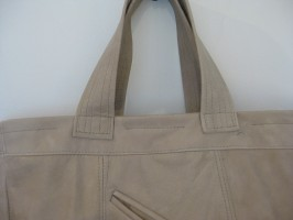 DAISY- Upright Shopping Tote