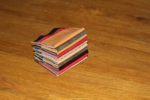 FATHERS DAY June 15th COMING UP – Upcycled Leather Card Holders / Wallet