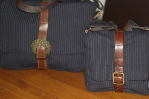 City Suit with memories of a lovely Dad – Macbook Pro and Small Messenger