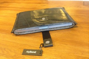 Lorry Inner Tube Mac Book Pro Sleeve